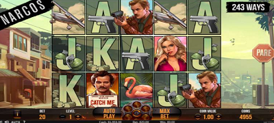 Обзор игры «Narcos» от Нет Ентертеймент в Плей Фортуне