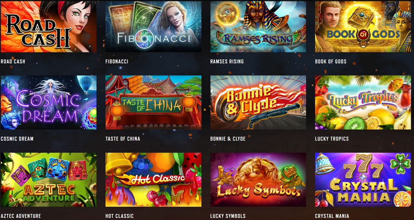 BFGames-games