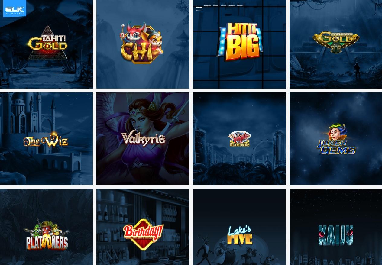 ElkStudios-games