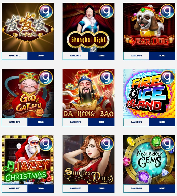 genesis-gaming-games